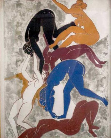 Lorrie Goulet Art Gallery